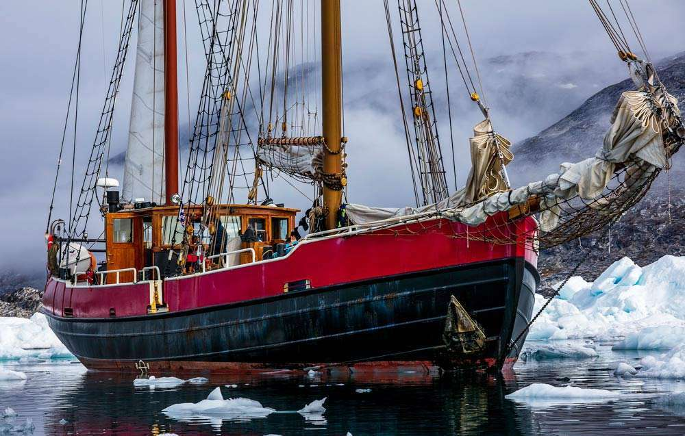 iceland ski and sail adventure