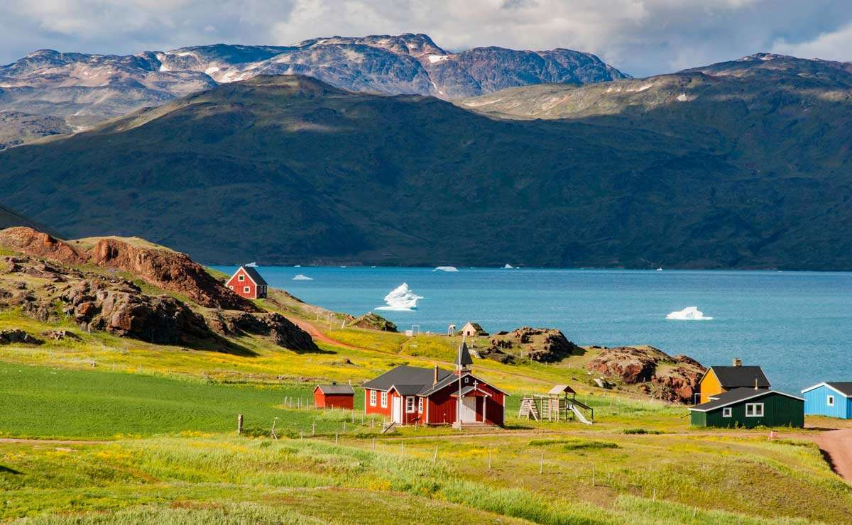 expedition cruise to greenland
