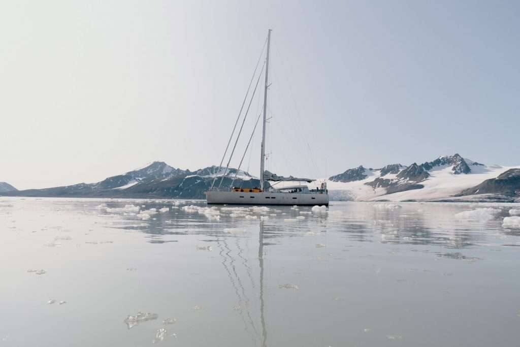 expedition sailing vessel charter