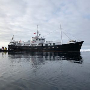 expedition vessel