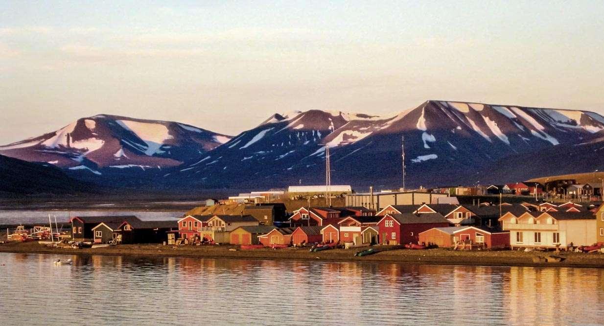 longyearbyen cruise