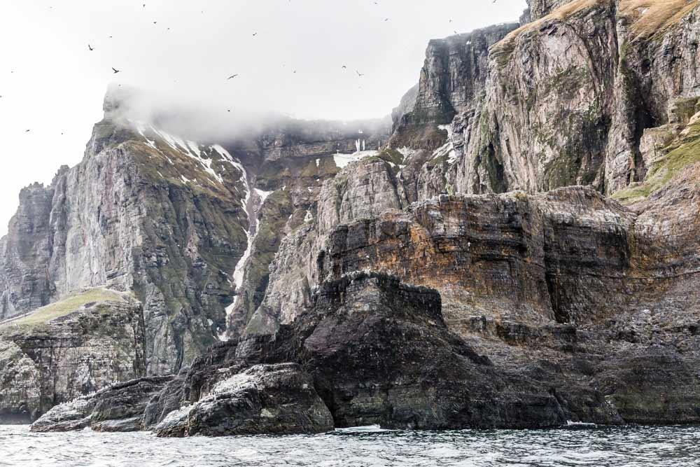 bear island in svalbard