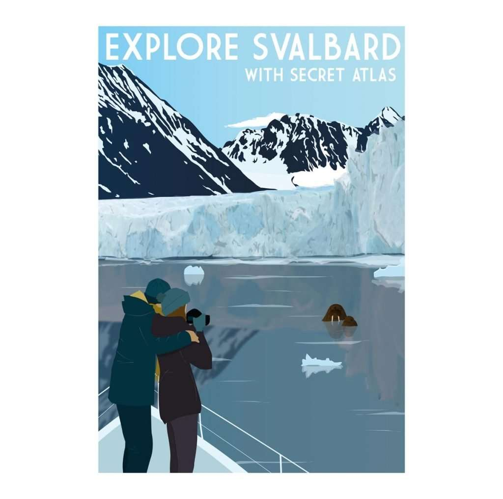 explore svalbard with secret atlas