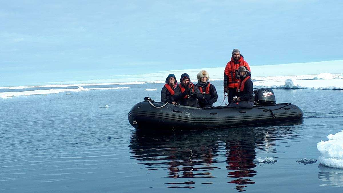 longyearbyen cruise to svalbard expedition