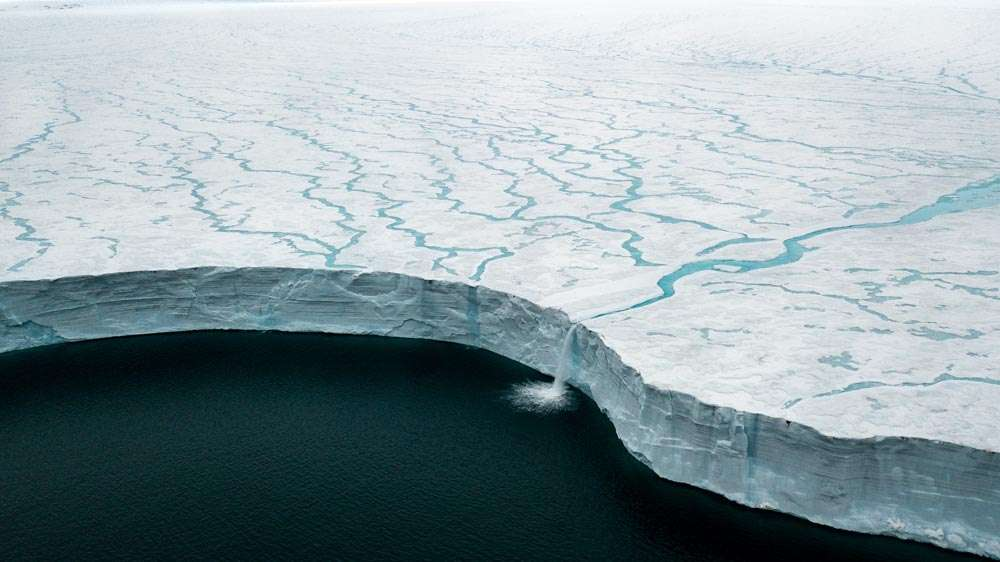 Austfonna svalbard expedition micro cruise Polar Cruises